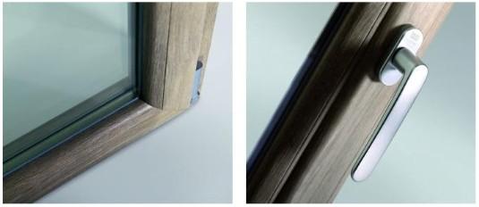 Finestre oknoplast prolux finestre pvc con posa for Finestre pvc genova